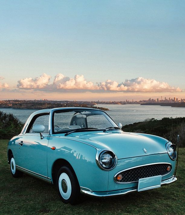 30 best NISSAN FIGARO images on Pinterest | Nissan figaro, Vintage ...