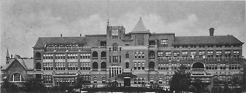 Diaconessenhuis Rotterdam 1909 - Van Dam-Ziekenhuis - Wikipedia