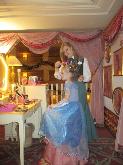 Princess for a Day at Disneyland Paris - added pixie dust