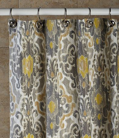 Products curtains and shower curtains on pinterest - Dillards bathroom accessories sets ...
