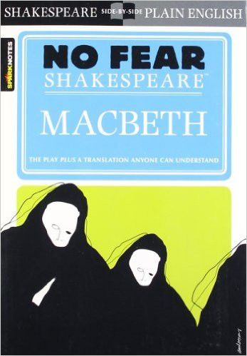 No Fear Shakespeare gives you the complete text of Macbeth on the left-hand page, side-by-side with an easy-to-understand translation on the right. Each No Fear Shakespeare containsThe complete text o