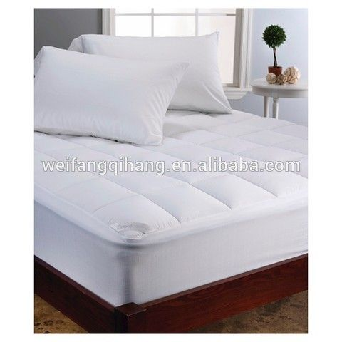 Factory Directly Waterproof Quilted Mattress Pad View Mattress Pad Initex Product Details From Weifang Inital Textile Ltd On Alibaba Com Waterproof Mattress Mattress Pad Mattress