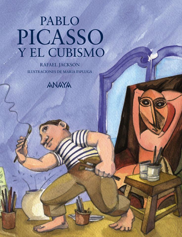 Pablo Picasso es uno de los artistas más importantes que han existido. De pequeño le gustaba observarlo todo con mucha atención. Su padre le enseñó las reglas del dibujo, pero Pablo quería pintar a su manera. Poco a poco, su forma de pintar fue cambiando.Y así inventó el cubismo, un estilo nuevo que cambió para siempre la historia del arte. http://blog.anayainfantilyjuvenil.es/wp1/?p=7512 http://rabel.jcyl.es/cgi-bin/abnetopac?SUBC=BPSOACC=DOSEARCHxsqf99=1745395
