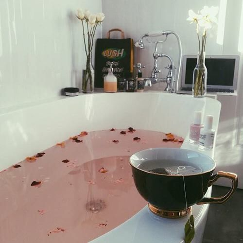 Image result for pinterest bath tub chill