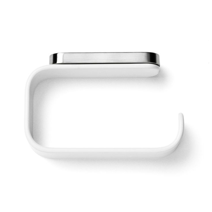 Menu Bath Toilet Roll Holder by Norm Architects, White