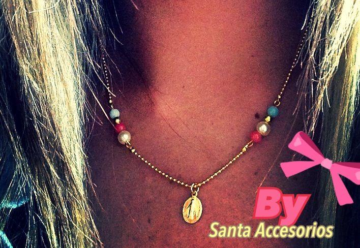 #medallita #virgencita #milagrosa #bysanta