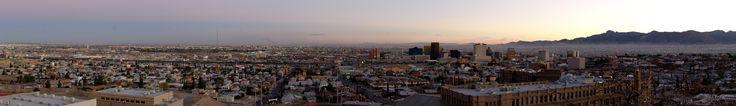 Ciudad Juárez & El Paso city