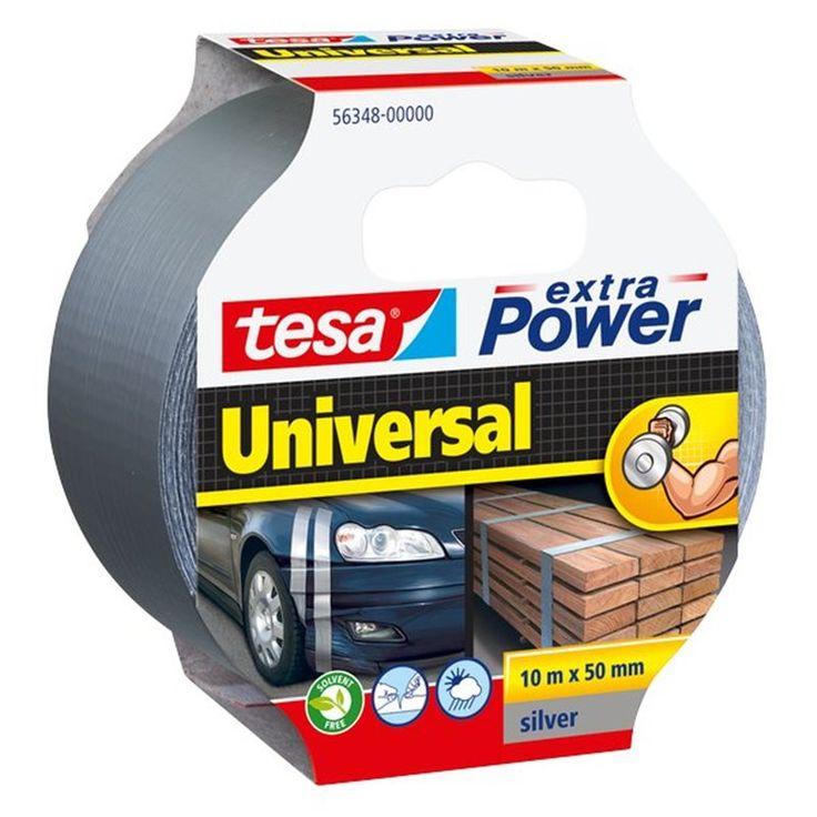 Il nastro adesivo telato (noto anche come nastro adesivo americano, nastro americano o con le diciture inglesi duct tape o duck tape), è un tipo di nastro adesivo applicato a pressione,   #americano #duck tape #duct tape #gaffa #gaffer #nastro #telato #tesa
