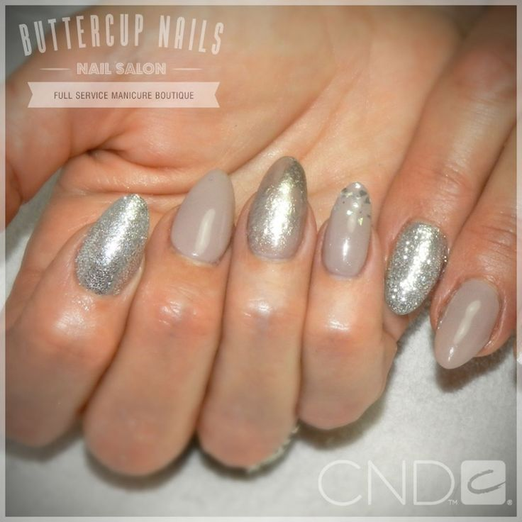 CND Shellac in Field Fox with silver glitter, flakes and some additives.  #CND #CNDWorld #CNDShellac #Shellac #nails #nail #nailstagram #naildesign #naildesigns #nailaddict #nailpro #nailart #nailartist #nailartdesign #nailartofinstagram #nailartdesigns