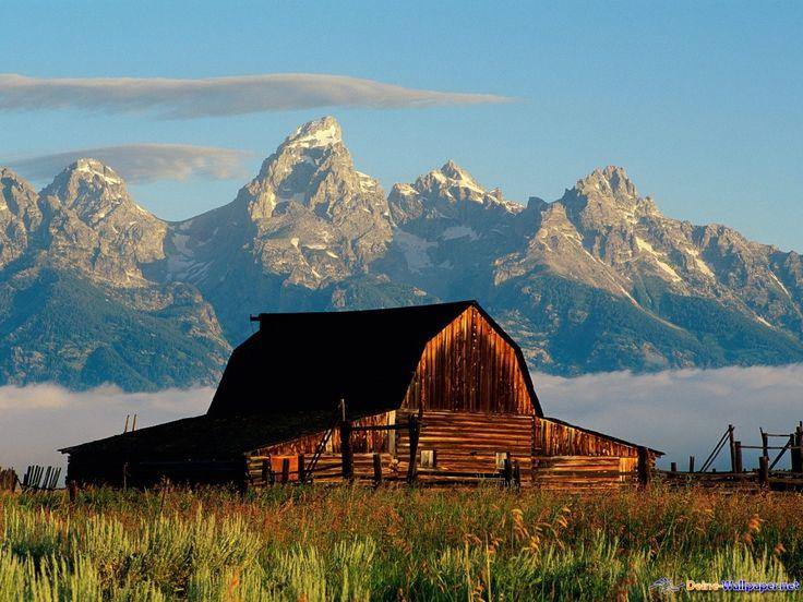 Jackson Hole, Wyoming < gorgeous