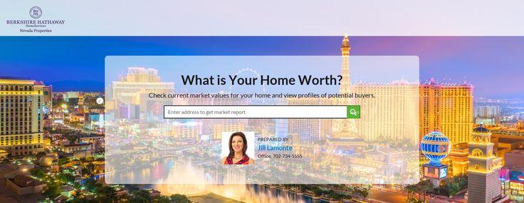 Home Value Estimator by Jill Lamonte