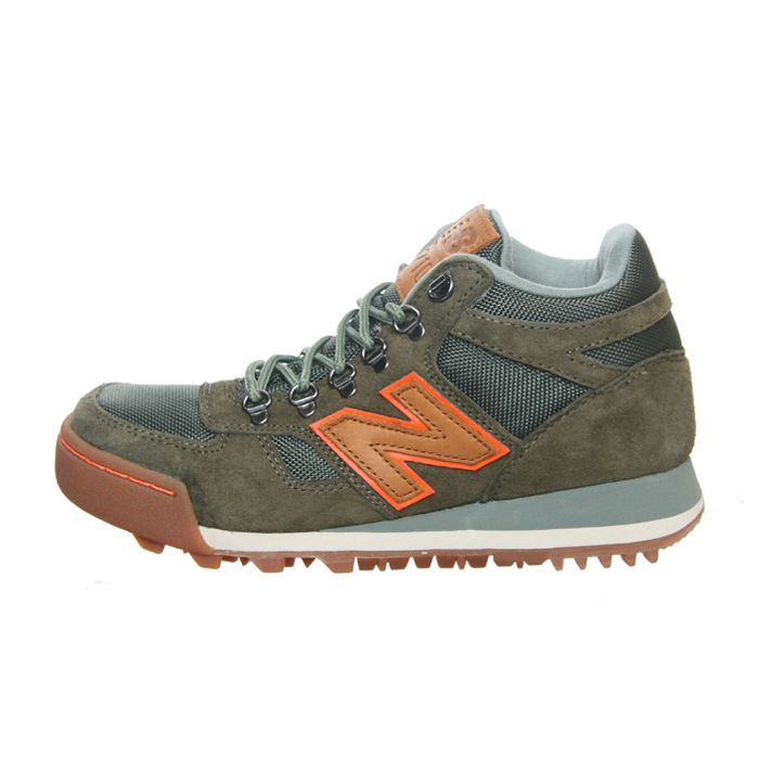New Balance Hiking sneaker H710CGO Khaki + Camel brown + Orange Hiking Boots