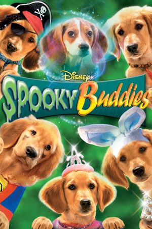 Spooky Buddies (2011) for Halloween