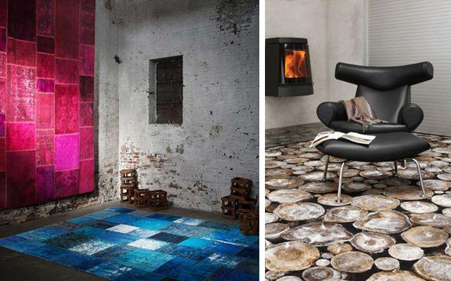 Decofilia te muestra más de 50 ejemplos de alfombras modernas y originales para decorar tu salón. Minimalistas, coloridas, cuadradas, redondas y mucho más.
