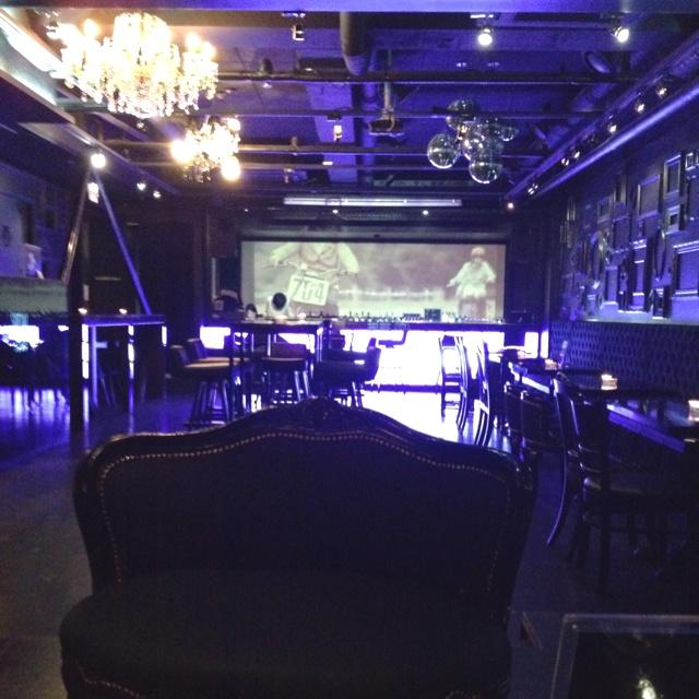 Social Club Inside