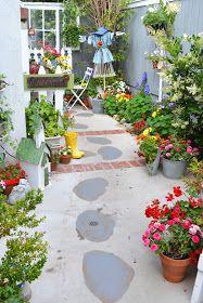 Saját Festett Garden: Summer Garden túra