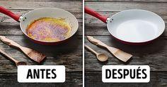 Lacocina eslatarjeta depresentación decada ama decasa. Una cocina limpia nosolo ayuda ahacer más agradable elproceso depreparación delacomida sino también tegarantiza buena salud.