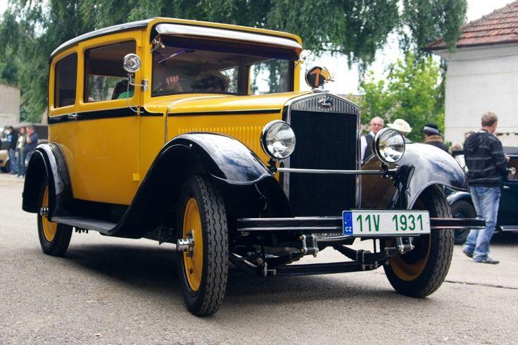 Škoda 422 (1929-1932)  #SKODA #SkodaStory