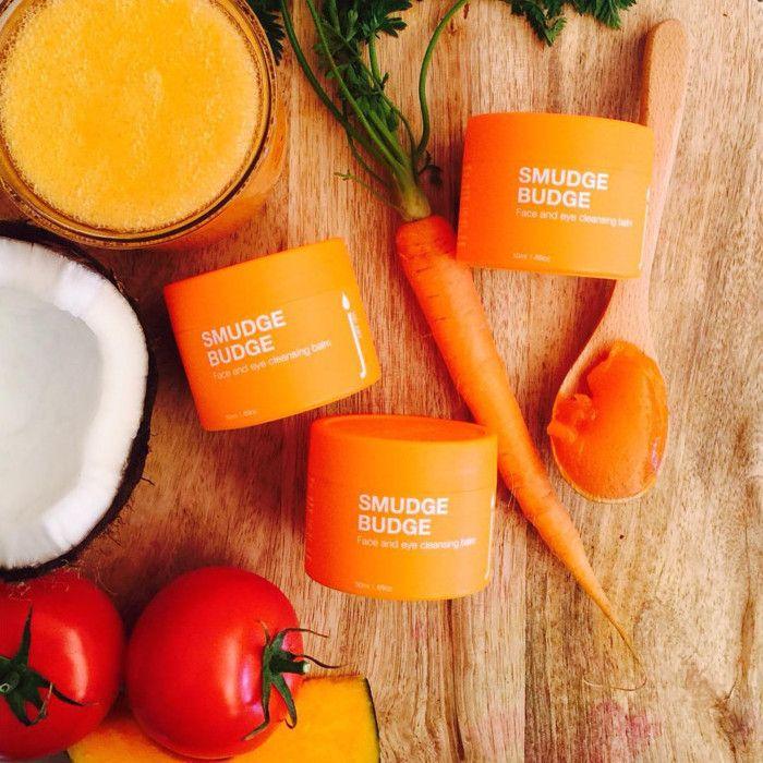 Skin Juice Smudge Budge Face & Eye Cleansing Balm