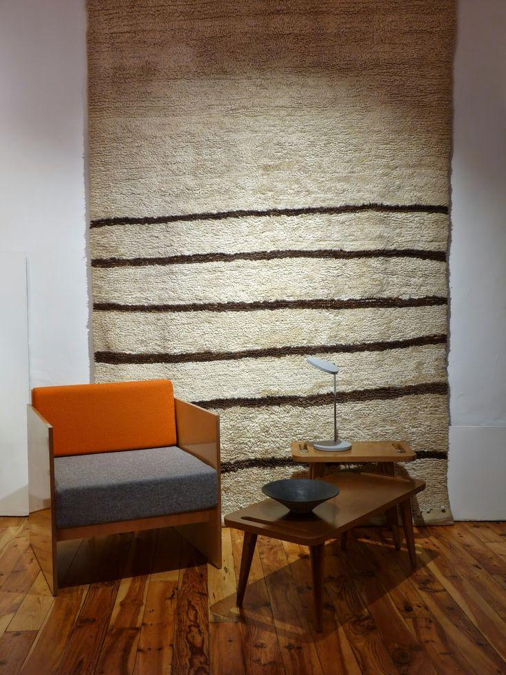 introducing: 13 Textiles Tribales para un Hogar Contemporáneo A gorgeous tribal textiles exhibition in espacioBRUT