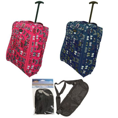 Ultra Light Suitcase/Hand Luggage/Trolly/Cabin Travel Bag/Holdall*Size 50x40x20