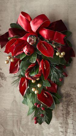Christmas Door Decor~