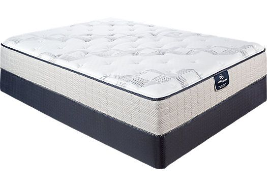 Serta Perfect Sleeper Capetown Queen Mattress Set . $577.00. Mattress height 13 inches.. Find affordable Queen Mattress for your home that will complement the rest of your furniture.