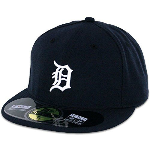 Detroit Tigers New Era 59Fifty Hat