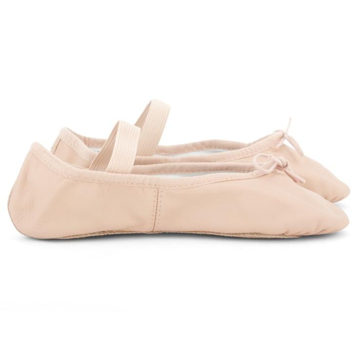 Bloch Dansoft ballet flats with elasticated strap #backtoschool