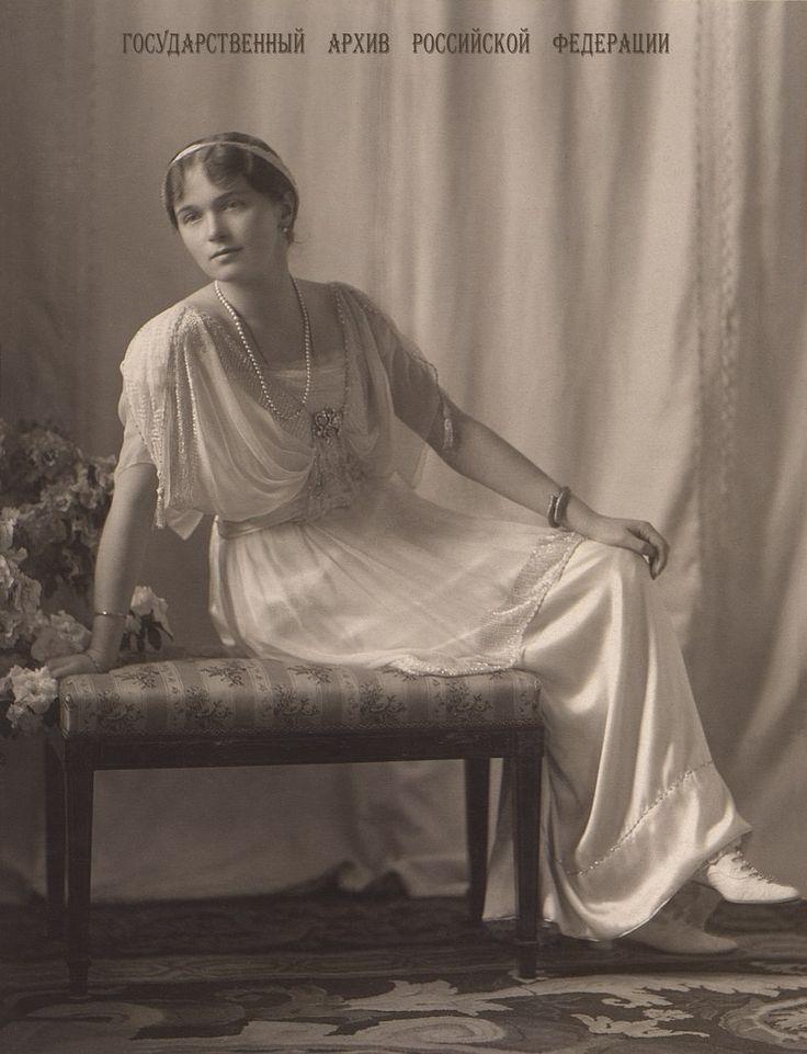 Olga Romanov.