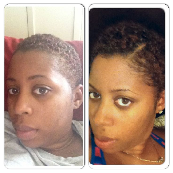 Check out my GROWTH!!! Pic to the left was taken 8/17/13