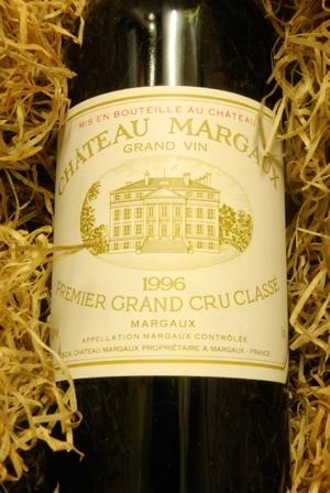Chateau Margaux - 1996 Premier Grand Cru Classe