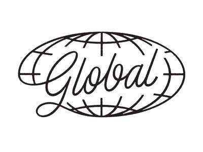 global | by Simon Walker | #design