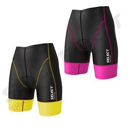 Select Women Triathlon Power Shorts Tri Shorts Cycling Tri Run Swim Short