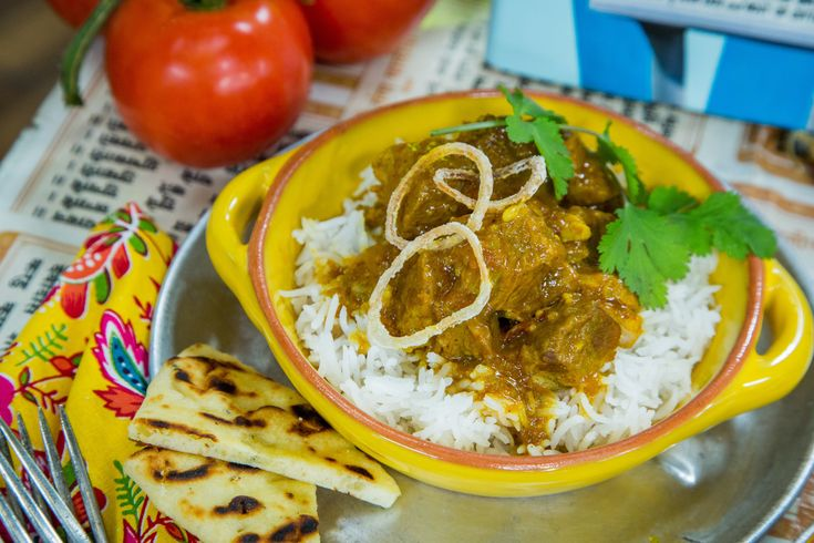 A delicious recipe from Chef Simon Majumdar.
