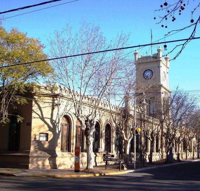 Edificio Municipal de San Pedro, Buenos Aires, Argentina