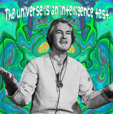 Crowdfunding for Ram Dass and Timothy Leary film Dying to Know