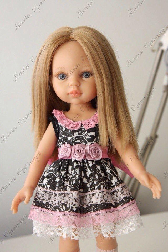 Одежда на кукол paola reina.