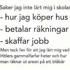 Bildresultat för svenska citat