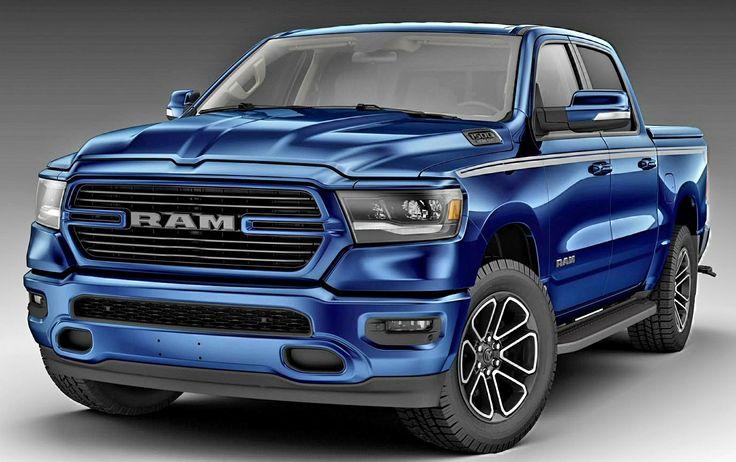 2019 Dodge RAM 1500 Hemi Sport