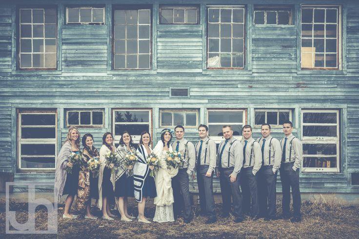 rustic wedding. boho wedding. wedding photography. wedding party photography. matte photography. matte wedding photography