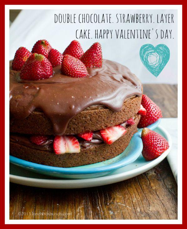 Layer Chocolate Cake