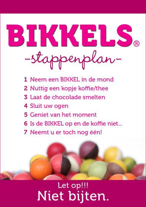 #BanketbakkerijVeldhuizen komt met een eigen chocolaatje: #Chocolade #Bikkels! Dit is niet zomaar een chocolaatje.. het heeft een geheel eigen stappenplan! Want echt genieten doe je zo..
