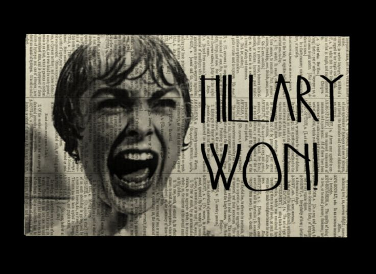 Anti-Hillary, Funny Hillary Clinton Print on Vintage Dictionary Page, Stop Hillary Clinton Republican Political Poster Bathroom Decor by FlightOfFancyPrints on Etsy