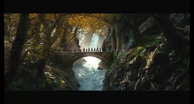 Laketown's creation unveiled: The Hobbit: The Desolation of Smaug visual effects breakdown | moviepilot.com