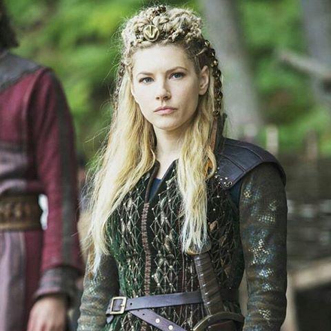 Formas de moda también peinados vikingos Imagen de cortes de pelo consejos - Pin by Leyton Bravo on Lagertha ideas   Lagertha, Vikings ...