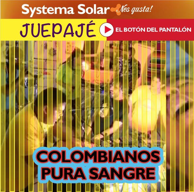 """Comencemos este #Juepajé poniéndole buena música, hoy nos gusta presentarles a Systema Solar, sonidos caribe inspirados en la """"Berbenautika"""", escuchalos en http://ow.ly/qAjB6"""