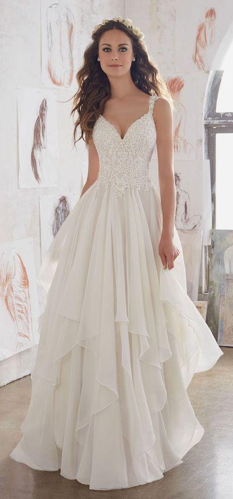2017 Morilee wedding dresses by Madeline Gardner