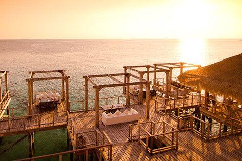 インド洋の楽園 モルディブ8日間ジュメイラ・ヴィッタヴェリ(プール付水上ヴィラ)に滞在
