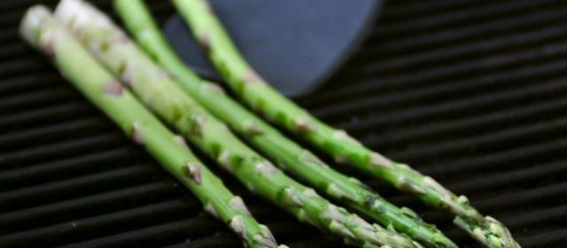 Grilled Asparagus #recipe #food